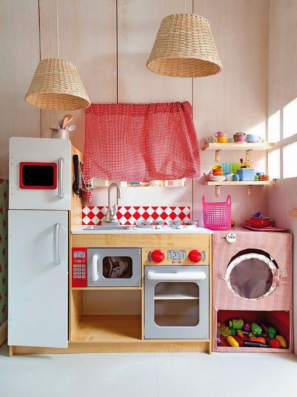 HOME & GARDEN: Deux chambres de rêve pour enfants