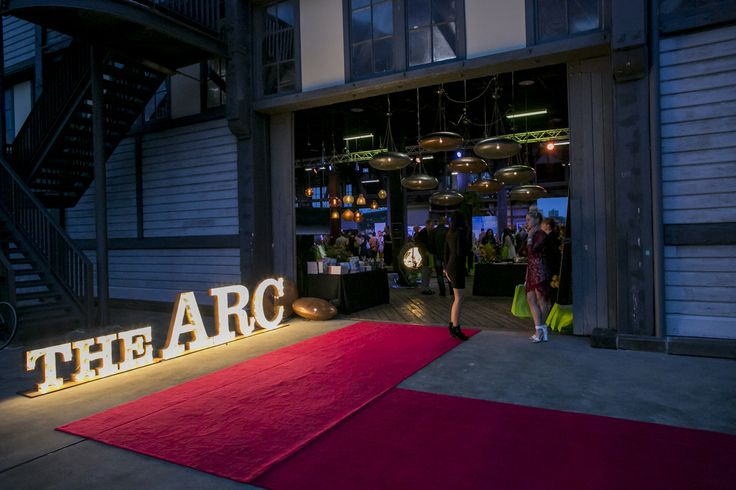 The Arc Networking Event @ Sydney Pier 2/3