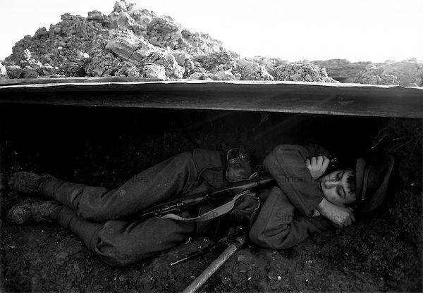 British Child Soldier- modern photo shoot