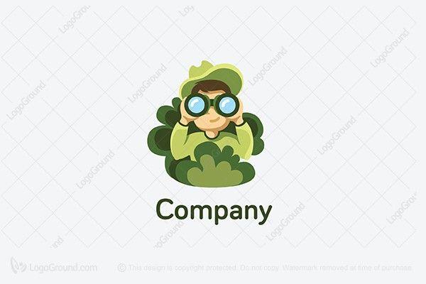 Logo for sale: Camper Logo
