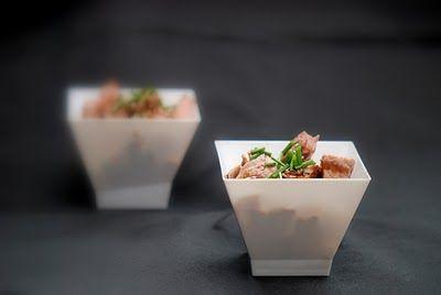 La Piccola Casa: La ricetta per lo slunch: filetto di maiale con erba cipollina e riduzione di aceto balsamico