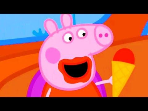 Peppa Pig English - A Trip to the Moon 【03x21】 ❤️ Cartoons For Kids ★ Complete Chapters - YouTube