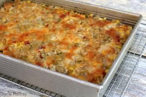One-Pot Magic: Hamburger Harvest Bake: Hamburger Harvest Bake