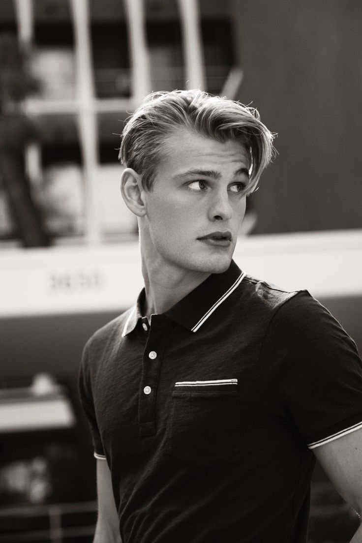 The 25 Best Blonde Male Models Ideas On Pinterest