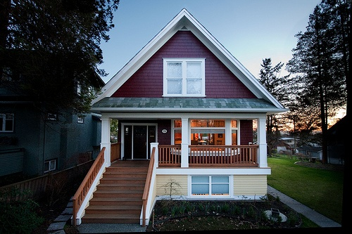 Vancouver heritage home