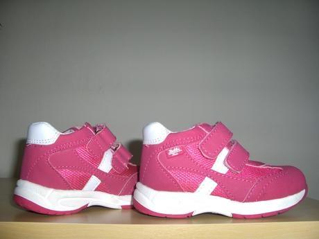 Prechodné dievčenské topánky za 6€