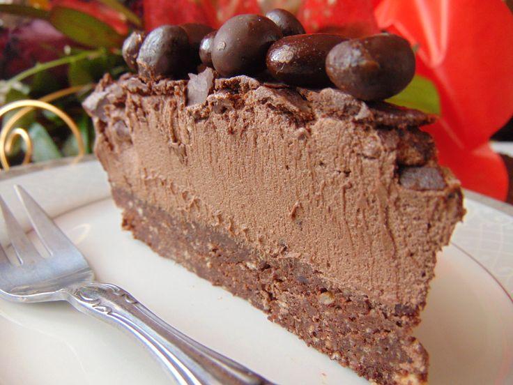 Lúdláb torta tejmentes kekszes alapon tejallergia