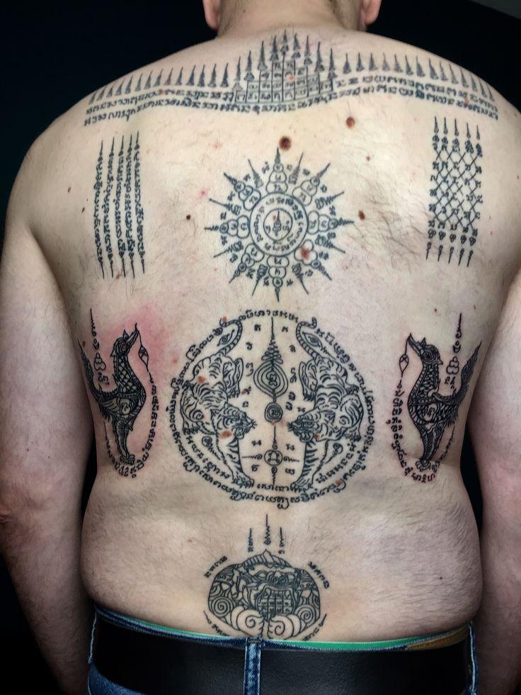 Die besten 25 muay thai tattoo ideen auf pinterest thai - Tatouage de protection contre le mal ...