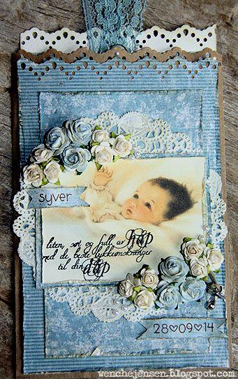 wenches skribleri: Dåpskort