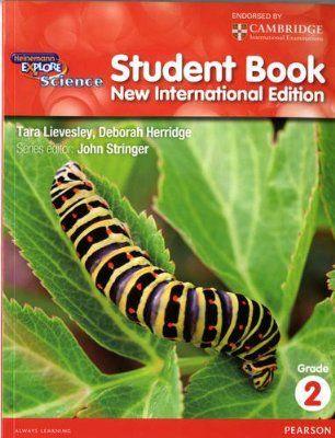 Heinemann Explore Science Student's Book 2 (Primary Explore Science International Edition) (English) 2nd international ed Edition