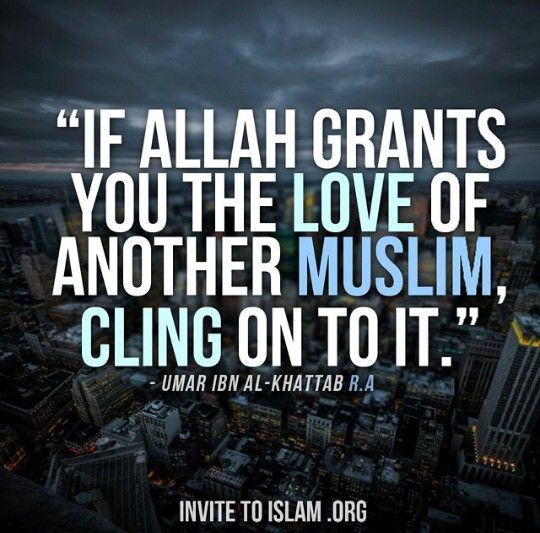 ~Hazrat Umar ibn Al-Khattab(May Allah be pleased with him)