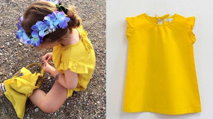 #graindechic #Sunflower #dress
