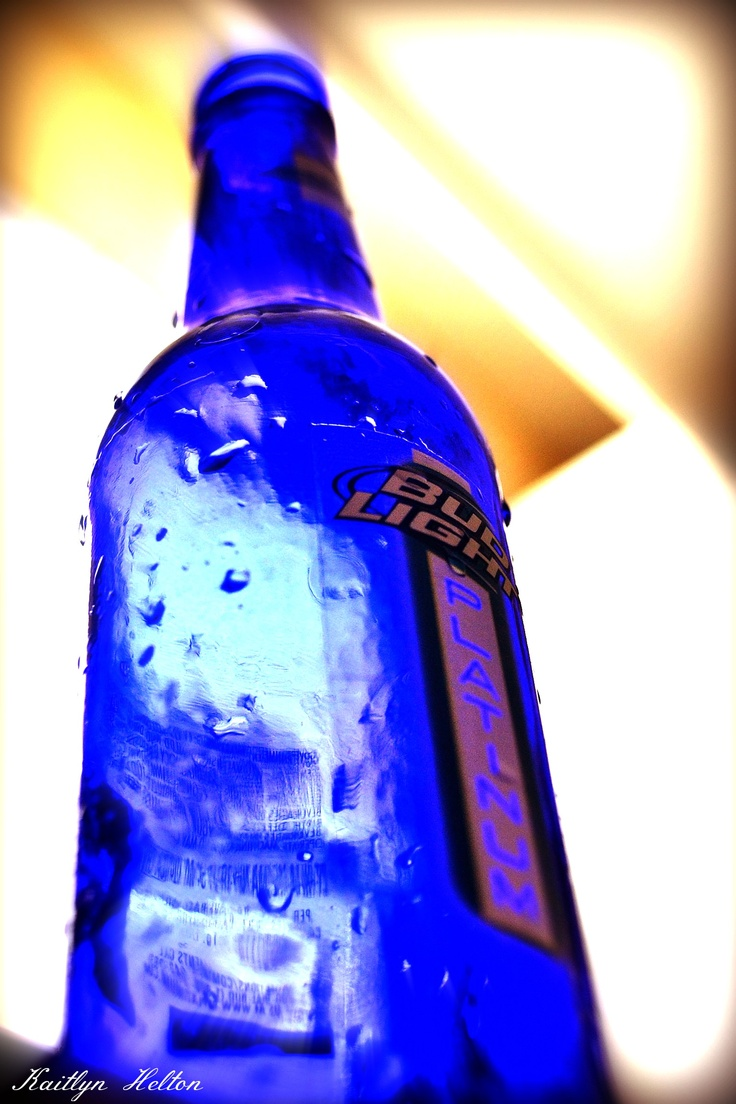 Bud Light Platinum by Kaitlyn Helton