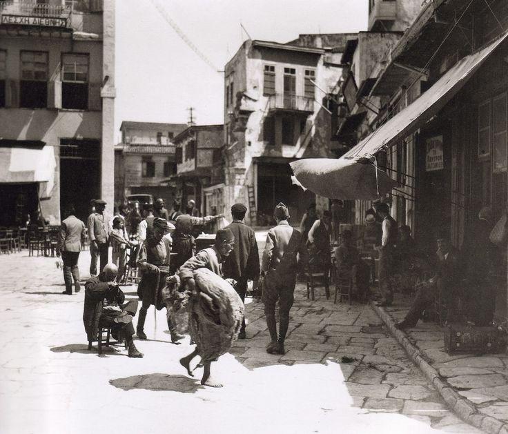Χανιά – Πλατεία Μαυροβουνίου – 1911