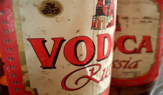 Top 10 Vodka brands and Best Vodka - iCohol.com