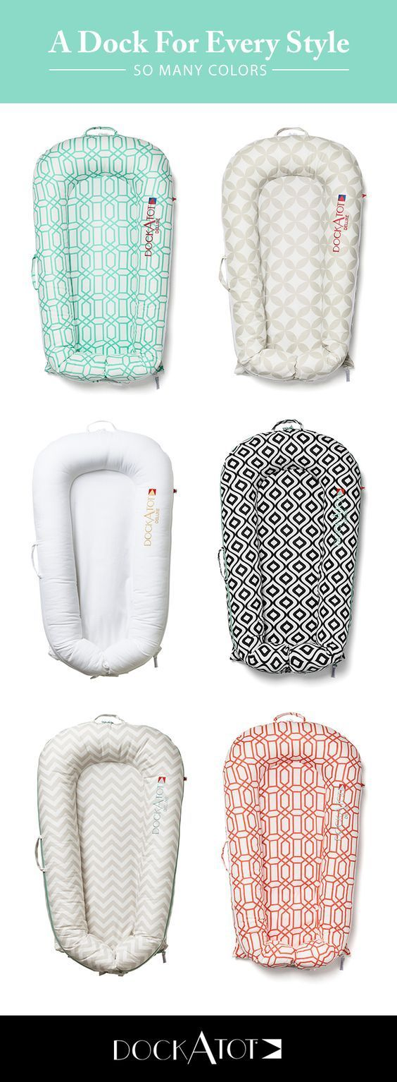 DockATot is a new mom essential. Parents everywhere are in love with their DockATot baby lounger. An award winning pick for best baby gear of 2016, DockATot has so many uses: Co-sleeping, tummy time, play time, snuggling and sleeping. Put DockATot on your baby registry checklist. Made in Europe and rigorously tested for safety, DockATot is a baby gear must-have for newborns and toddlers.