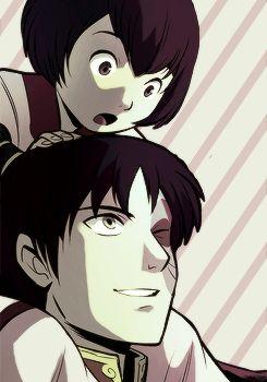 Zuko and Kiyi