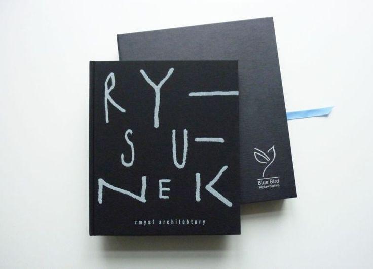Wydanie kolekcjonerskie książki Rysunek - zmysł architektury