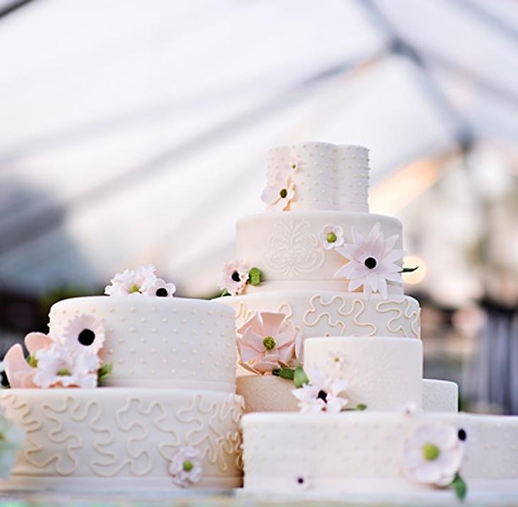 Cool Wedding Cakes Pinterest