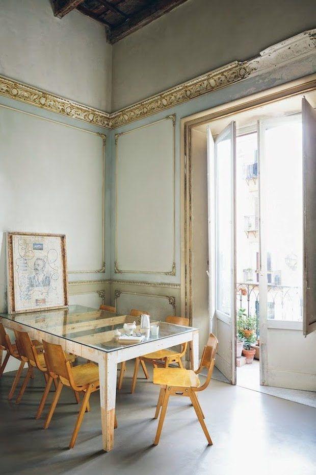 Palazzo siciliano de toute beauté