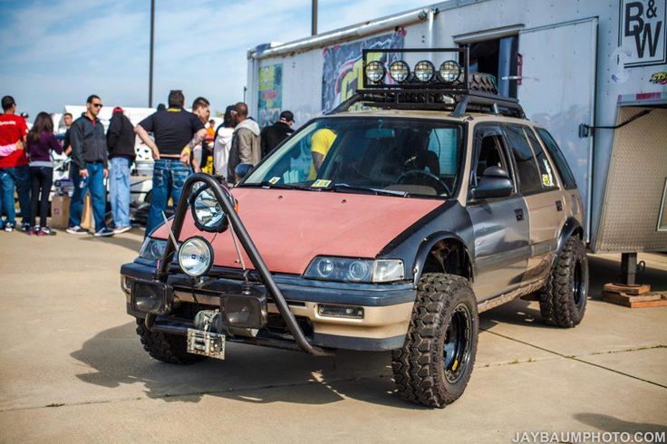 Official H T Offroad Lifted Cr V Thread Page 23