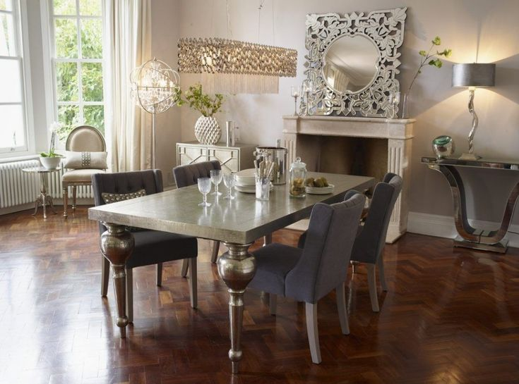 Entertain In Style   Stunning Furniture For Your Perfect Dinner Party.
