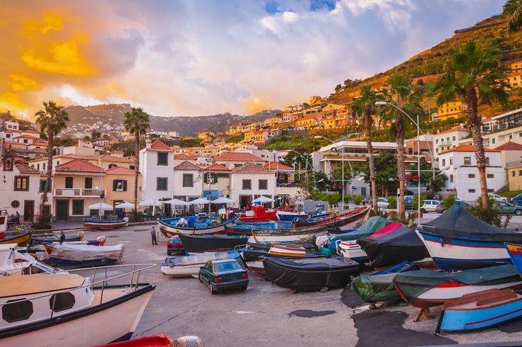 #Viaja a #FUNCHAL y conoce la Isla de #Madeira. Maravíllate con #PORTUGAL. #viajes #blog #trip #travel #turismo #despegar