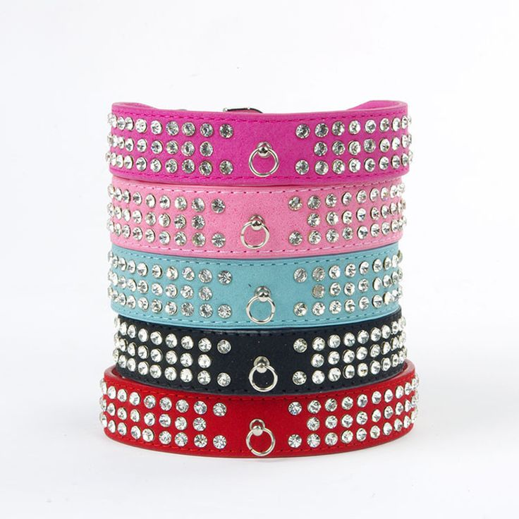 Bling Pet Dog Collars 3 Row Rhinestone Pet Puppy Cat Fashion Necklace Dog Leads And Collars For Small Dogs Collar Led // FREE Shipping //     Get it here ---> https://thepetscastle.com/bling-pet-dog-collars-3-row-rhinestone-pet-puppy-cat-fashion-necklace-dog-leads-and-collars-for-small-dogs-collar-led/    #lovecats #lovepuppies #lovekittens #furry #eyes #dogsitting
