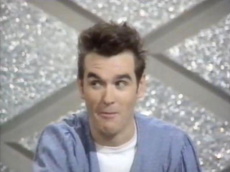 Morrissey versus Phil Lynott of Thin Lizzy on Pop Quiz TV Show 1984 [Video]   #morrissey #thesmiths #phillynott #thinlizzy