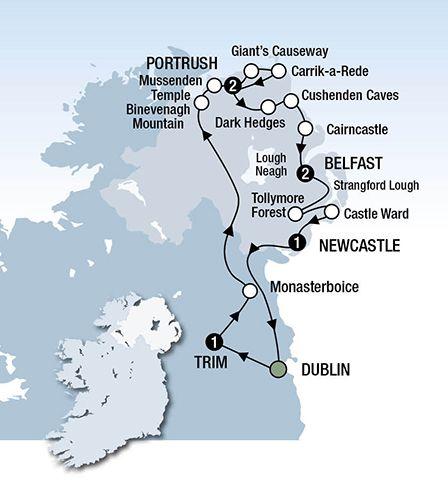 Quest for the Throne 7 Day Tour. Overnights: 1 Dunboyne, 2 Portrush, 2 Belfast, 1 Newcastle - See more at: http://www.cietours.com/ #cietours #NorthernIreland #Escortedtour #travel #traveling #tour #allinclusive #508 #gameofthrones #gotfacts #facts #gotseason6 #gotfacts_ir #georgerrmartin #asoiaf #winterfell #westeros #maisiewilliams #kitharington #kingslanding #cerseilannister #lenaheadey #tyrionlannister #khaleesi #gotseason7 #motherofdragons #stannisbaratheon #sophieturner…
