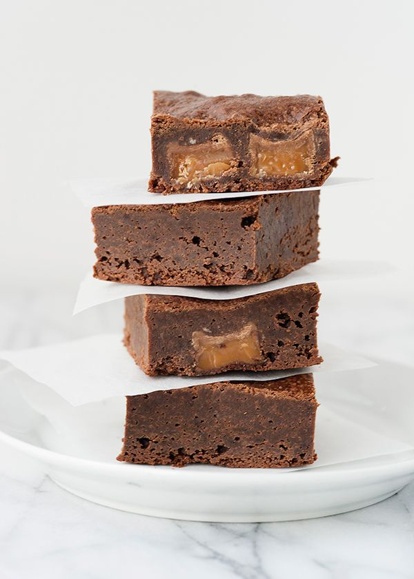 Rolo Brownies | Bakes | Pinterest