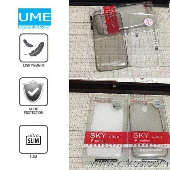 Ume Ultrathin Air Case 0.3mm Asus Zenfone C - Rp 80.000 - Kitkes.com