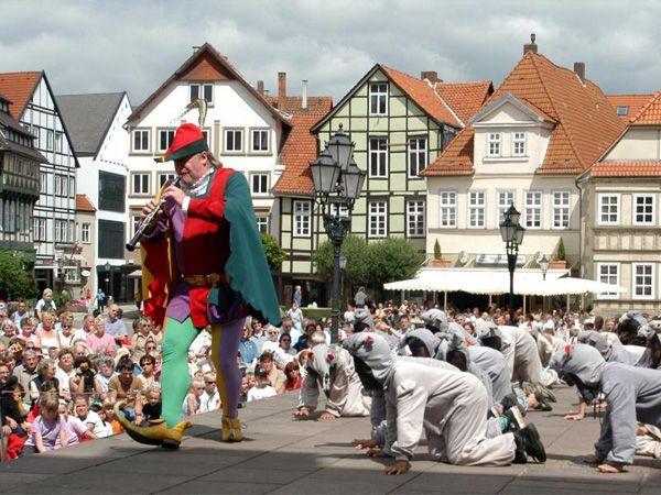Дорога сказок в Германии. Самый длинный и витиеватый детский литературный маршрут.