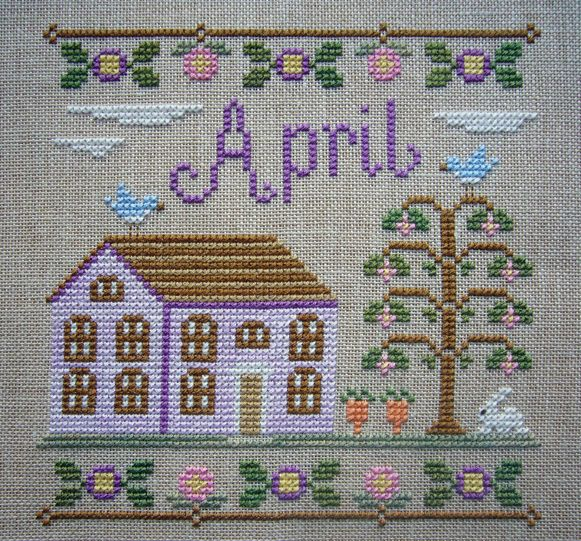 April's Cottage - finished
