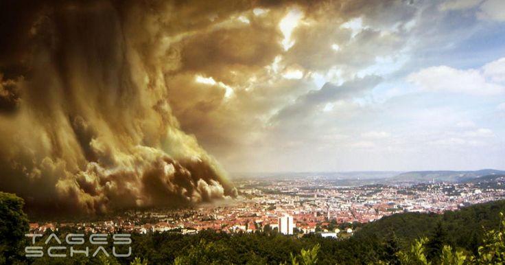 Klima in ferner Zukunft - Vertrocknete Böden, überhitzte Innenstädte, steigende Meeresspiegel: Welche Meldungen könnten die Deutschen in 500 Jahren erwarten? Wir zappen uns durch die Nachrichten der Zukunft. | W wie Wissen | ARD (5:48)