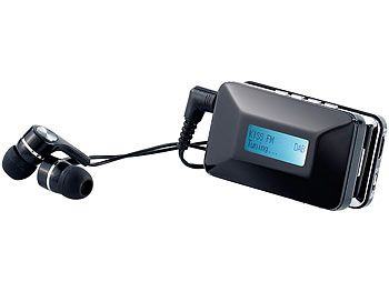 VR-Radio Mini-Radio mit DAB/DAB+-Empfang