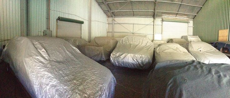 Did you know we offer Car Storage in a warehouse at our Galston facility. Cost effective and secure car storage in an alarmed warehouse where we even throw in a free car cover for extra protection.