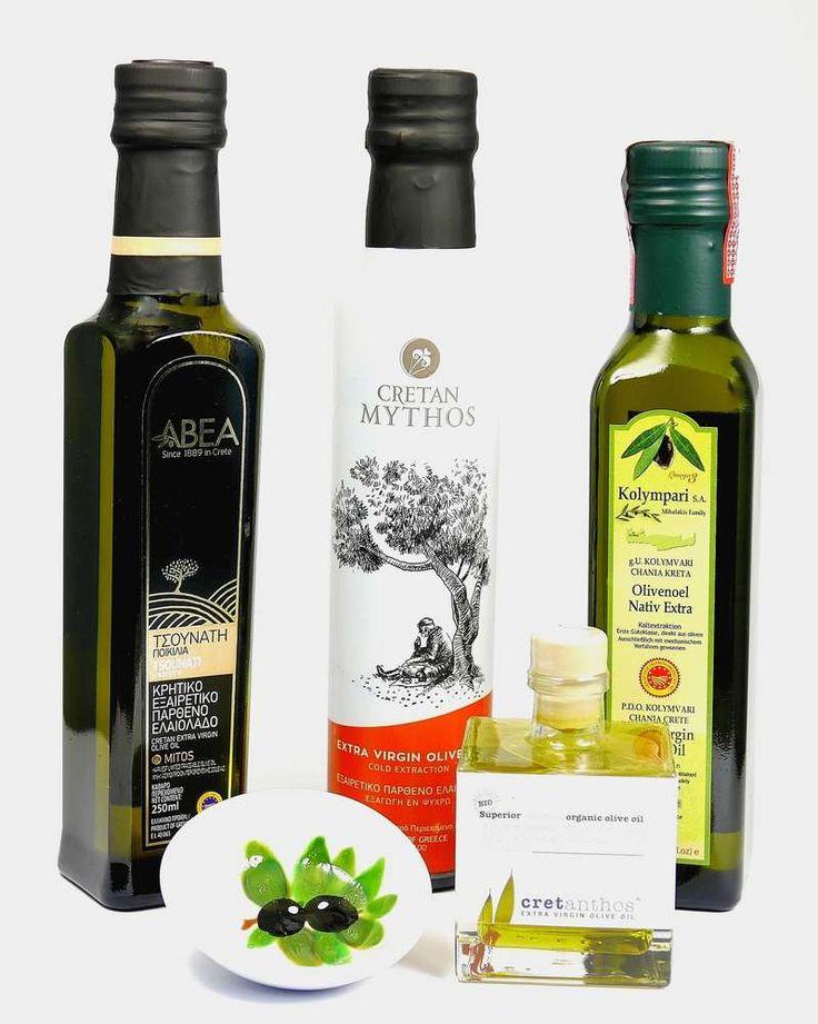 10 besten KOLYMPARI SA - Bestes Olivenöl von Kreta bei - ELIA - kleine feine küche