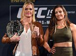 Miesha Tate glad to be facing Holly Holm and not Ronda Rousey in UFC title fight
