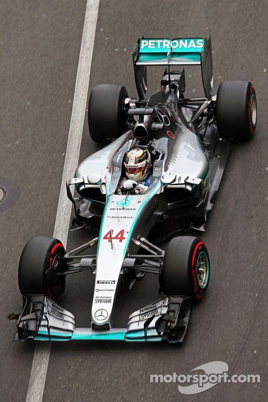 2015 Lewis Hamilton, Mercedes AMG F1 W06
