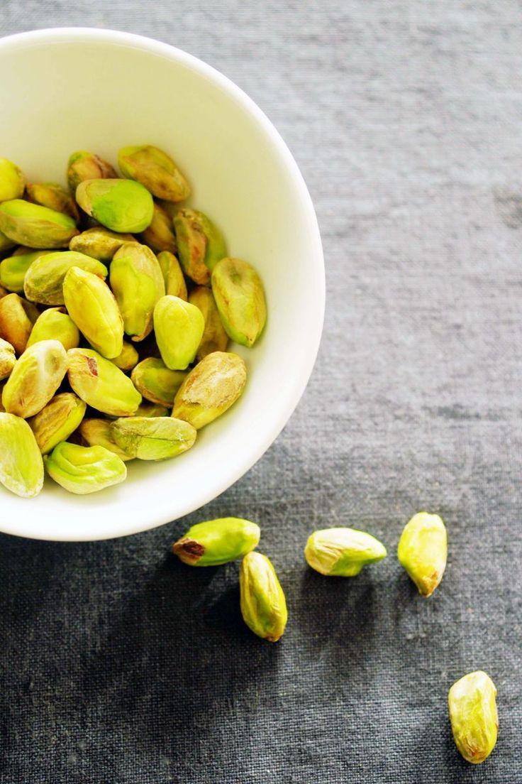 I go nuts over pistachios!
