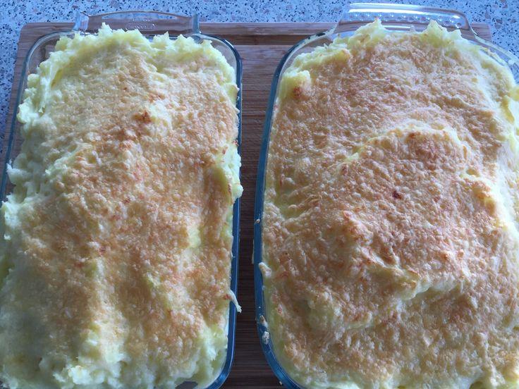Witlof ovenschotel met ham en ei van juf Sas