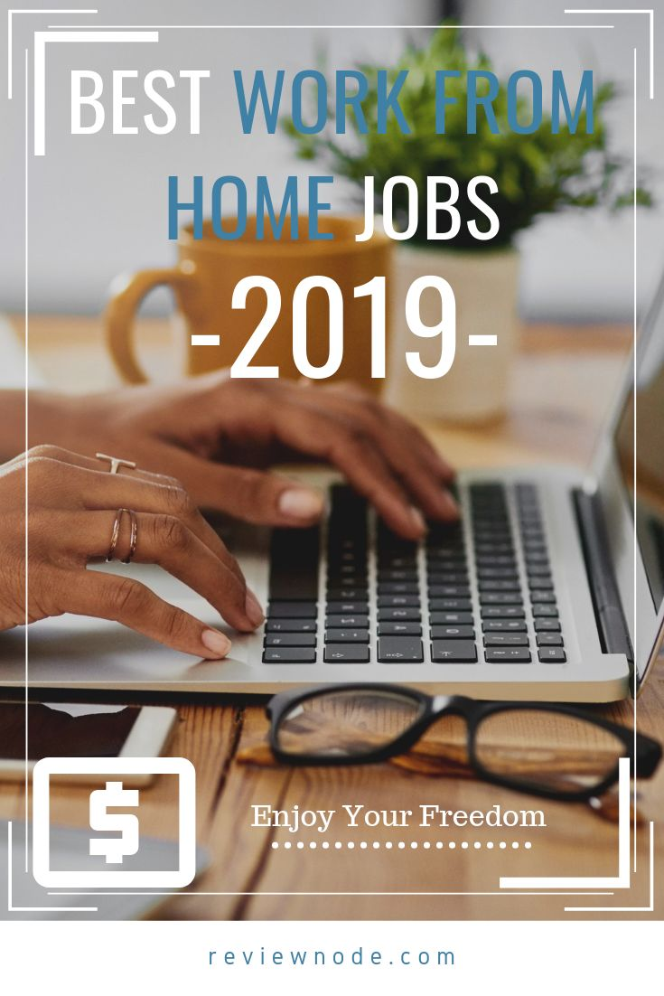Best Work from Home Jobs 2019 – Online free lance work