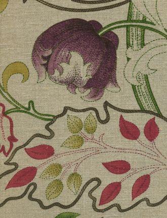 Mary Isobel Fabrics from Morris & Co.