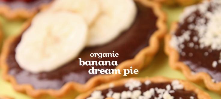 Organic Banana Dream Pie by DavidsTea