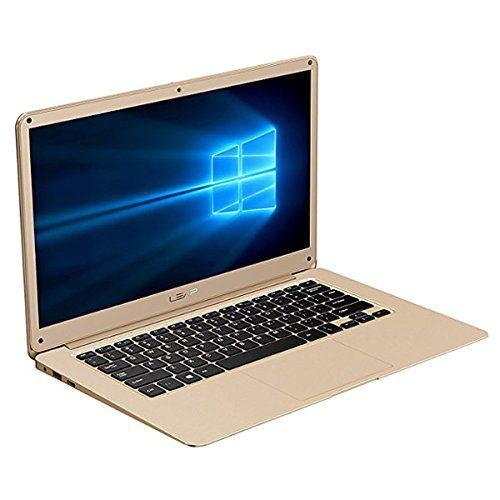 InnJoo - Portátil A100 Intel Z8350/2GB/32GB/14.1 Dorado https://images-eu.ssl-images-amazon.com/images/I/41pDJVG0%2B7L.jpg Portátil Innjoo Leapbook A100 Z8350/HDGraphics/2GB/32GB/14.1″/W10 Dorado Procesador Intel Atom x5 Z8350 Quad-Core 1.44 GHz hasta 1.84 GHz Pantalla de 14.1″ con un resolución de 1366 x 768 pixeles Batería de polímeros de litio de 10.000 mAh, 5V, DC 3A salida Conexión inalámbrica 802.11b/g/n, Bluetooth 4.0
