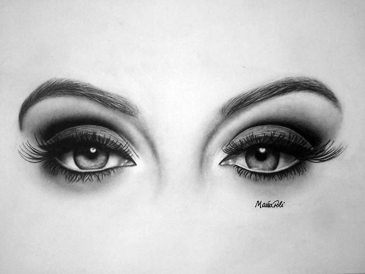 Eyes of Adele by Mahbopoli.deviantart.com on @deviantART