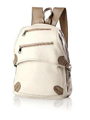 tas ransel wanita, backpack wanita, tas punggung wanita, tas wanita BcreamSBL016, DeTikaShop