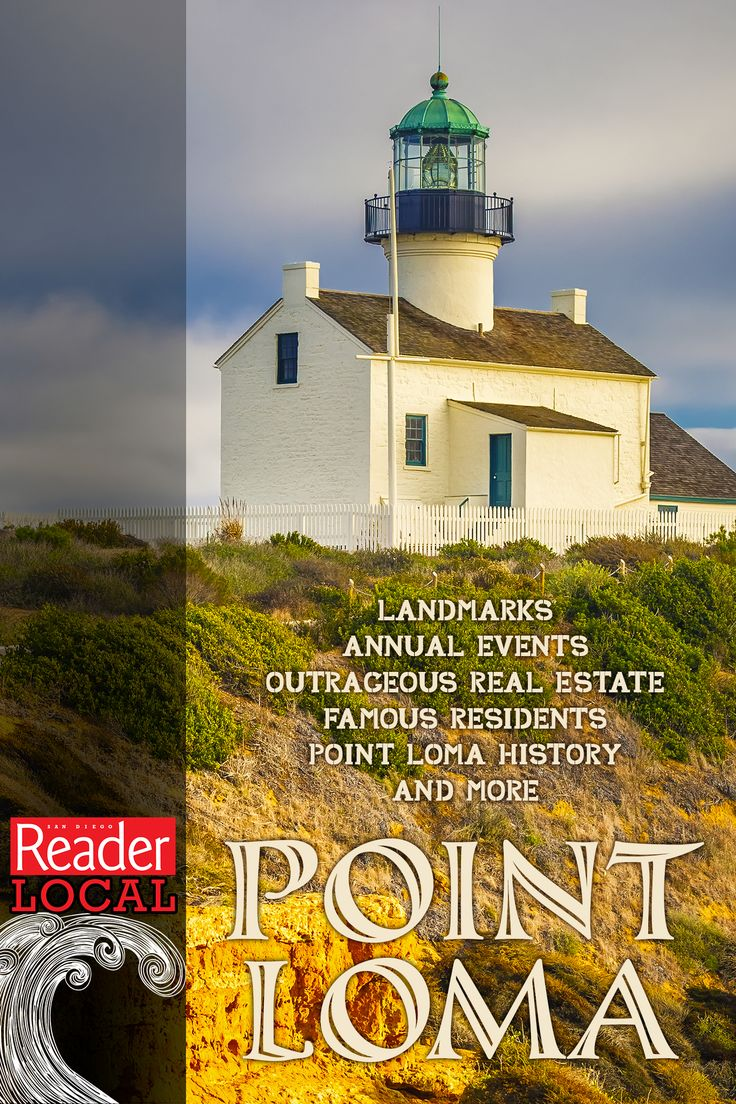 All Things Point Loma (Reader Local series), San Diego Reader Books