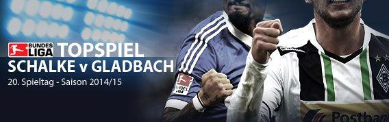 Eine ereignisreiche englische Woche wird mit dem 20. #Bundesliga Spieltag abgerundet. Das Topspiel bestreiten Schalke 04 und Borussia Mönchengladbach. Die aktuellen Wettquoten gibt's auf MeinOnlineWettanbieter.com